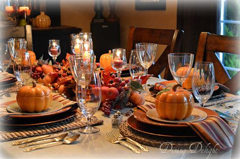Thanksgiving Tablescapes Design Ideas Stunning Thanksgiving Tablescapes From Craftaholics Anonymous