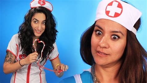 nurses review nurse costumes youtube