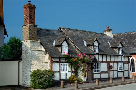 Countryside Cottage Countryside Cottage Jigsaw Puzzle In View