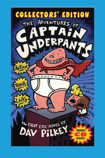 Ricky Ricotta Scholastic Childrens Books Captain Underpants Party