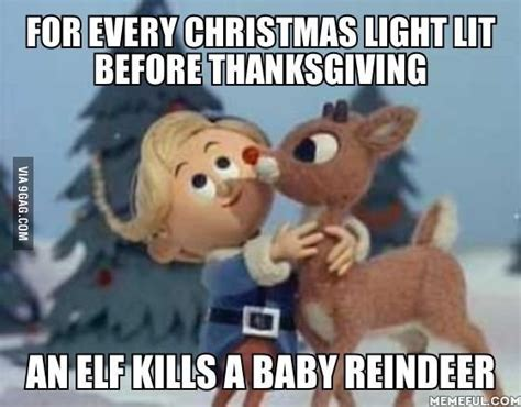 Early Christmas Meme - say it ain t so funny pinterest