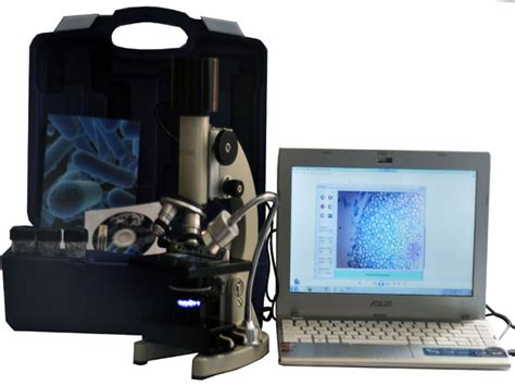 Mikroskop L301 Monokuler mikroskop l301 digital mikroskop multimedia