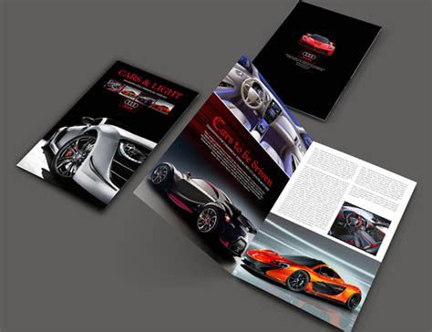 Car Brochure Template by A4 Cars Brochure Template Graphicloads