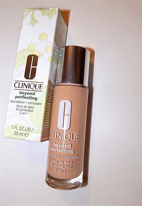 Clinique Beyond Perfecting clinique perfecting foundation beyond