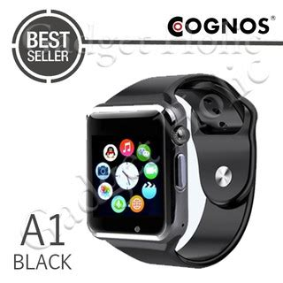 Smartwatch Di Shopee cognos smartwatch a1 u10 gsm smart tanpa box shopee indonesia