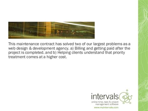 design build and maintain contract steal this web design and development maintenance contract