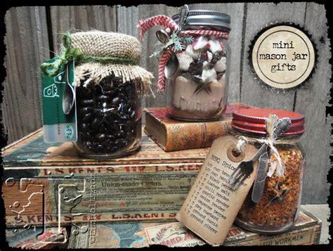 mini mason jar gift ideas tim holtz