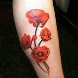 Opium Poppy Flower Tattoo | 670 x 670 jpeg 47kB