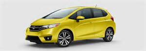 The Honda A Look At The 2017 Honda Fit Color Options