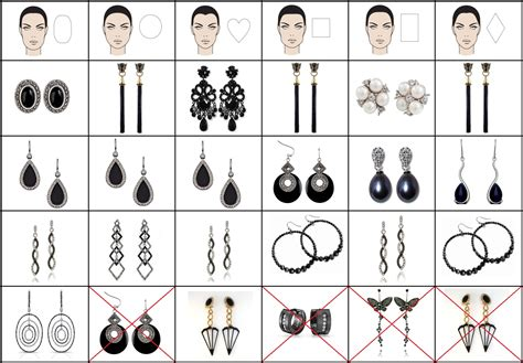 best earrings for diamond shaped faces choose the right earrings and be irresistible