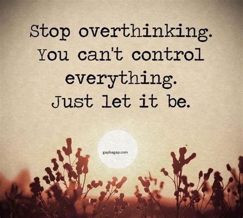 Ways To Stop Overthinking Everything by Best 25 Thinking Quotes Ideas On