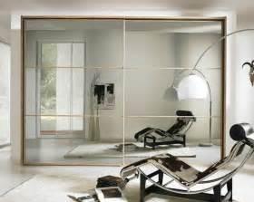 Mirror Sliding Closet Doors For Bedrooms Sliding Bedroom Closet Door Mirror Small Room Decorating Ideas