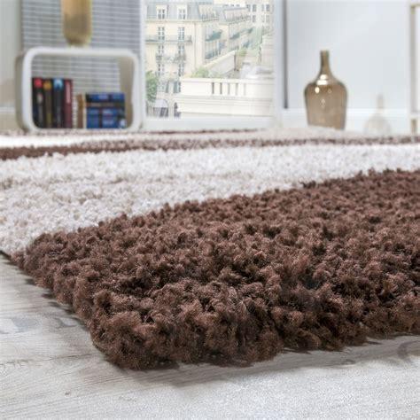 shaggy teppich hochflor langflor weich geometrisch - Teppiche Weich