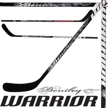 warrior bentley hockey stick warrior bentley composite hockey stick junior