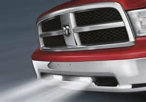 mopar oem dodge ram fog light kit autotrucktoys