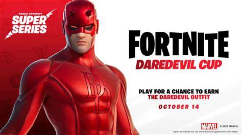 fortnite daredevil skin hits today   wont  easy