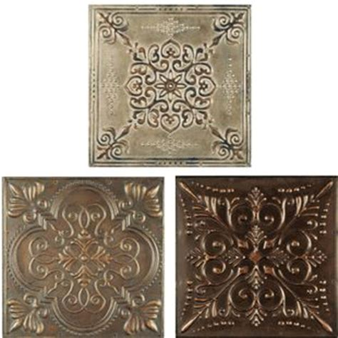 embossed metal tiles crafts metal embossing