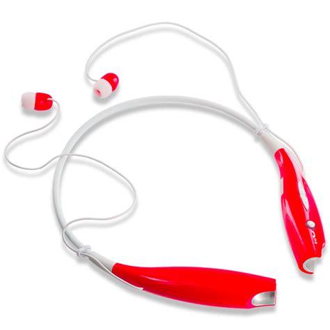 Bluetooh Earphone Sport bluetooth headphones wireless earphones headset neckband stereo sport universal ebay