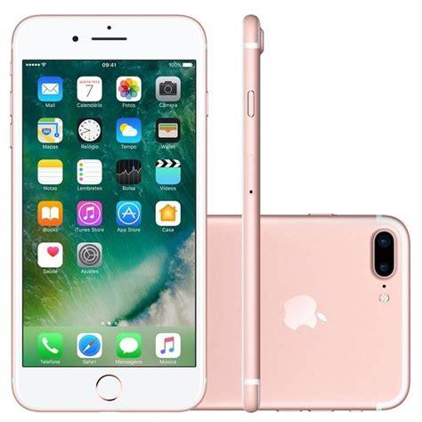 iphone 7 plus 32gb gold c 226 mera 12mp 5 5 desbloqueado r 3 741 57 em mercado livre