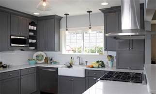 kitchen color combinations ideas gray painted kitchen cabinets gray kitchen cabinets