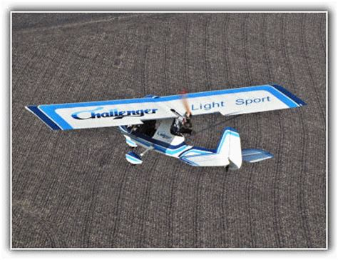 challenger light sport aircraft challenger light sport experimental built
