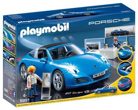 porsche playmobil porsche playmobil 5991 porsche 911 targa 4s bleu le