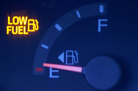 How Many After Gas Light Comes On how much gas is left when the low fuel light comes on