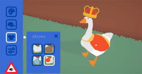 untitled goose game goose maker shows