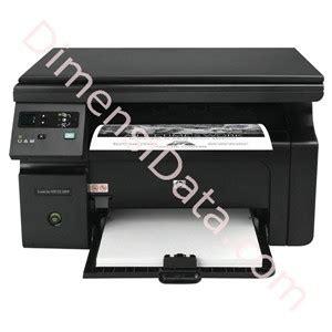 Printer Laser Paling Murah jual printer hp laserjet m1132 mfp harga murah
