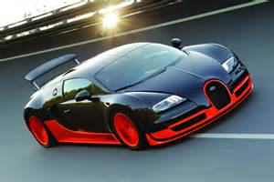 Bugatti Supersport Top Speed Top 5 Supercars With Much Power