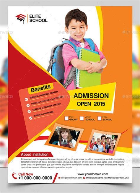 School Template school brochure design templates reeviewer co