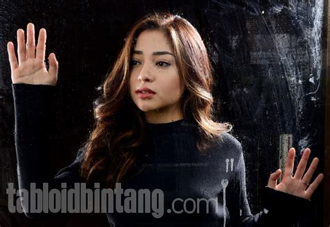 film hantu nikita willy nikita willy mengaku ketagihan main film horor ini