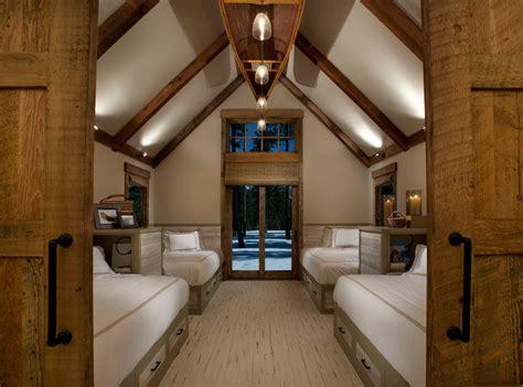 mountain condo decorating ideas mountain cabin rustic bedroom phoenix by imi