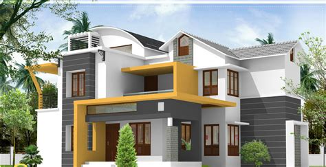 best design of building modern house