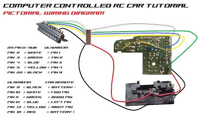 rc car diagram projects things i ve kinda mended etc
