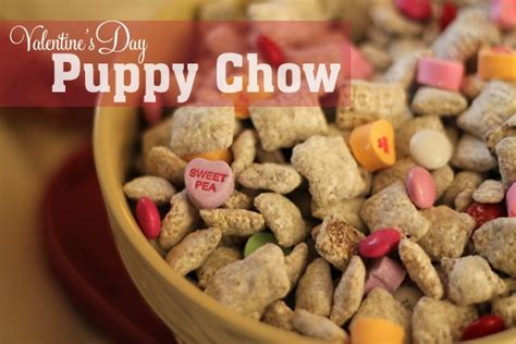 how do you make puppy chow puppy chow recipe s day style