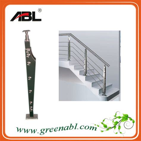banister parts stainless steel wire railing steel railing parts steel