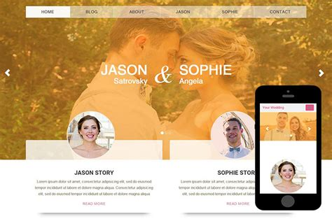 bootstrap templates for wedding your wedding free bootstrap themes and responsive html5
