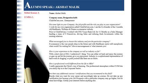 Press Release On Newsletter co founder speaks for chaanakya the financial newsletter