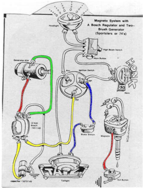 hd electrical voltage regulator diagram hd free engine