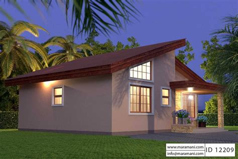 Three Bedroom House Id 13204 Two Bedroom House Id 12209 Maramani