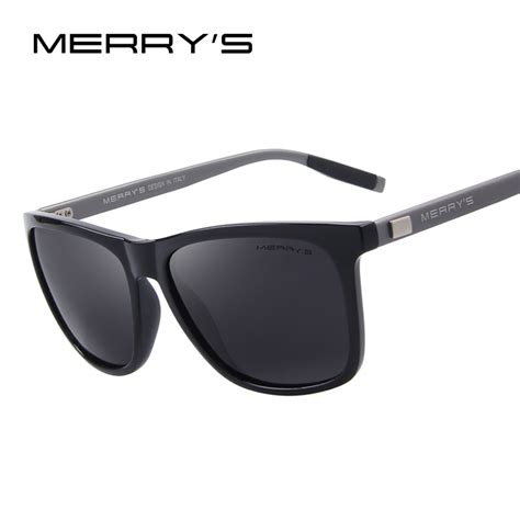 Retro Polarized Sunglasses merry s unisex retro aluminum sunglasses polarized lens