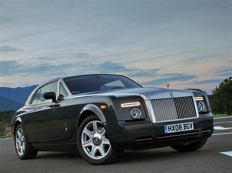 roll royce fantom wallpapers rolls royce phantom coupe car wallpapers