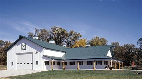 barn shaped houses t shaped pole building with banquet hall channahon