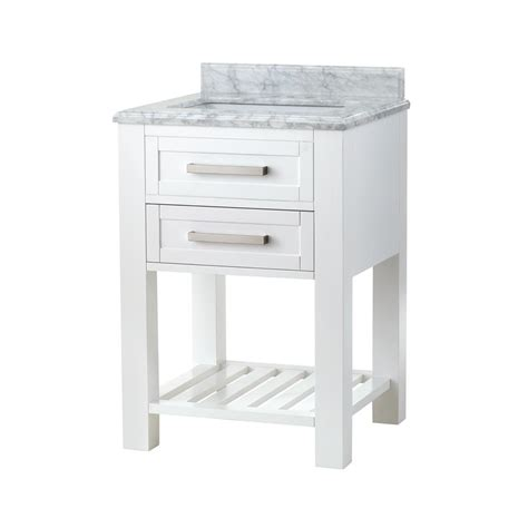 Home Depot Bathroom Vanity Tops Home Decorators Collection 24 In W X 22 In D Bath