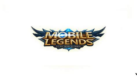 mobile legend logo mobile legend