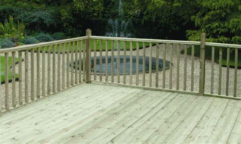 Decking Balustrade Balustrades And Handrails For Decking Images