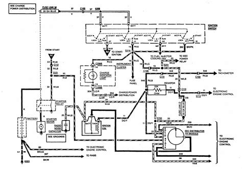 1987 ford f 150 ignition switch wiring diagram 1987 free
