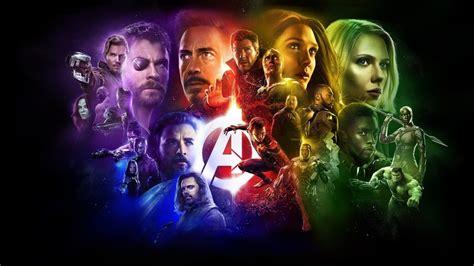 avengers infinity war superheroes poster yv zoom comics