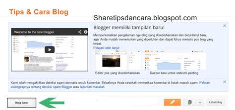cara membuat blog lengkap dengan gambarnya cara buat blog di blogger lengkap dengan gambar tips cara